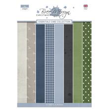 The Paper Boutique Christmas Friends Essentials Card Collection (BM1024)