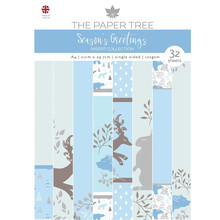 The Paper Boutique Season's Greetings Insert Collection (PTC1124)