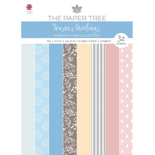 The Paper Boutique Season's Greetings Essential Card Collection (PTC1123)
