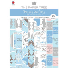 The Paper Boutique Season's Greetings Die Cut Collection (PTC1122)