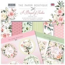 The Paper Boutique A Bouquet Of Sunshine 8x8 Inch Paper Kit (PB1356)