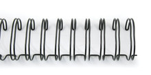 We R Memory Keepers Cinch Binding Wires 2,5 cm Black (71003-5)