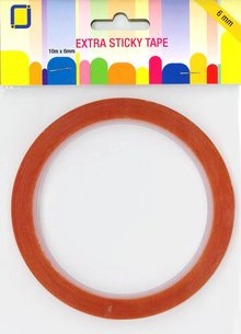 JEJE Produkt Extra Sticky Tape 6 mm (3.3186)