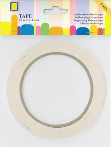 JEJE Produkt Double Sided Adhesive Tape 3 mm (3.3193)