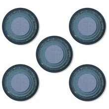 Sizzix Thinlits Alterations Colorize Stacked Circles (664437)