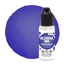 Couture Creations Alcohol Ink Twilight 12ml (CO727314)