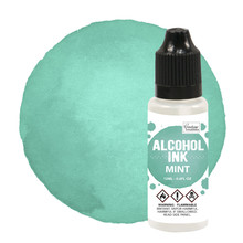 Couture Creations Alcohol Ink Mint 12ml (CO727321)