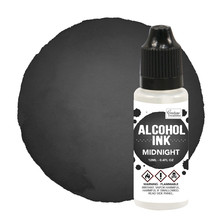 Couture Creations Alcohol Ink Midnight 12ml (CO727322)