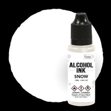 Couture Creations Alcohol Ink Snow 12ml (CO727332)