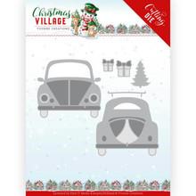 Yvonne Creations Christmas Village Christmas Car Die (YCD10207)