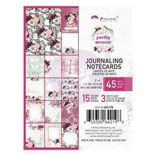 Prima Marketing Inc Pretty Mosaic 3x4 Inch Journaling Cards (642198)