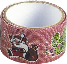 Heyda Deco Tape Merry Christmas Stamps (203584507)