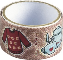 Heyda Deco Tape Love & Peace Stamps (203584505)