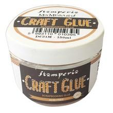 Stamperia Craft Glue 150ml (DC31M)