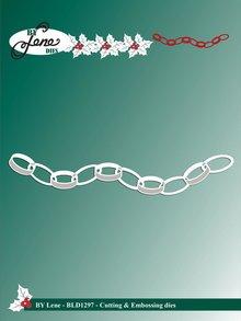 By Lene Metal Dies Paper Chain (BLD1297)