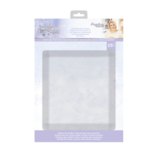 Crafter's Companion Glittering Snowflakes A4 Construction Acetate (S-GS-CA)