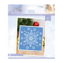 Crafter's Companion Glittering Snowflakes Frosted Dimension Die (S-GS-MD-FRDI)