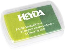 Heyda 3 Color Ink Pad (204888463)
