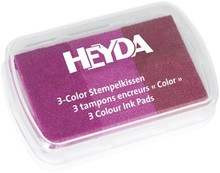 Heyda 3 Color Ink Pad (204888465)