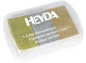 Heyda 3 Color Ink Pad (204888466)