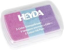 Heyda 3 Color Ink Pad (204888468)
