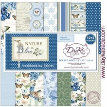 Dayka Nature in Blue 12x12 Inch Paper Pack (SCP-3030)
