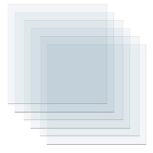 We R Memory Keepers Mold Press Plastic Sheets (40pcs) (661358)