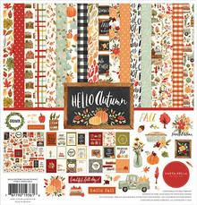Carta Bella Hello Autumn 12x12 Inch Collection Kit (CBHEA122016)