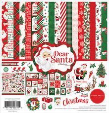 Carta Bella Dear Santa 12x12 Inch Collection Kit (CBDE125016)