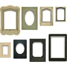 Idea-ology Tim Holtz Baseboard Frames (TH93710)