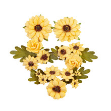 Prima Marketing Inc Pumpkin & Spice Flowers Autumn Afternoon (648350)