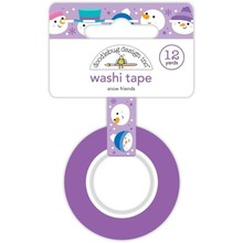 Doodlebug Design Inc. Snow Friends Washi Tape (6436)