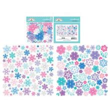 Doodlebug Design Inc. Winter Wonderland Snowflakes Odds & Ends (145pcs) (6533)