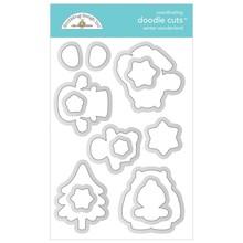 Doodlebug Design Inc. Winter Wonderland Doodle Cuts (6482)