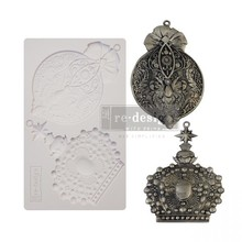 Re-Design Victorian Adornments 5x8 Inch Decor Mould (646127)