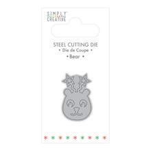 Simply Creative Bear Christmas Die (SCDIE140X20) OP=OP!