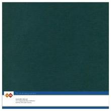 Card Deco Linen Cardstock Jade 10 Vel 30,5x30,5 cm (LKK-SC47)