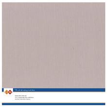 Card Deco Linen Cardstock Shell Pink 10 Vel 30,5x30,5 cm (LKK-SC50)