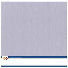 Card Deco Linen Cardstock Mouse Grey 10 Vel 30,5x30,5 cm (LKK-SC51)