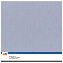 Card Deco Linen Cardstock Old Blue 10 Vel 30,5x30,5 cm (LKK-SC52)
