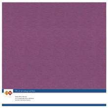Card Deco Linen Cardstock Azalea Pink 10 Vel 30,5x30,5 cm (LKK-SC56)