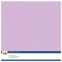 Card Deco Linen Cardstock Magnolia Pink 10 Vel 30,5x30,5 cm (LKK-SC57)