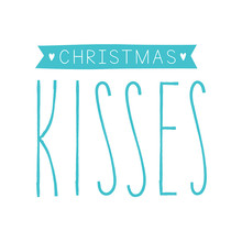 Simply Creative Christmas Kisses Clear Stamps (SCSTP020X20)