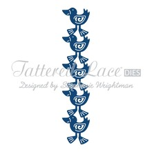 Tattered Lace Duck Border (ACD835)