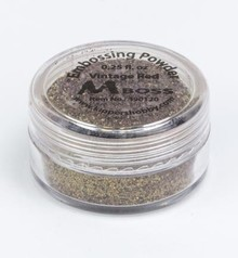 Mboss Embossing Powder Vintage Red (390120)