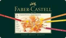 Faber Castell Kleurpotlood Polychromos Blik 36 Stuks (FC-110036)
