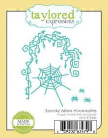 Taylored Expressions Spooky Arbor Accessories (TE636)