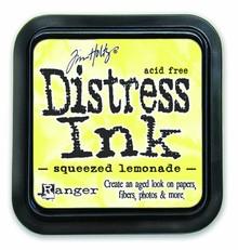 Ranger Distress Ink Pad Squeezed Lemonade (TIM34940)