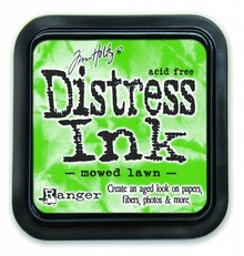 Ranger Distress Ink Pad Mowed Lawn (TIM35008)