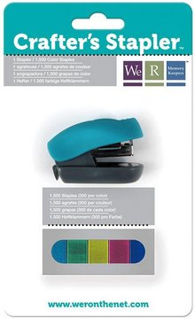 We R Memory Keepers Crafter's Stapler (71280-0)